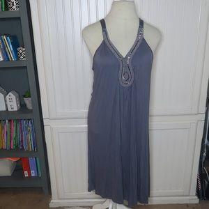 Candy Rain Beaded Dress  3x